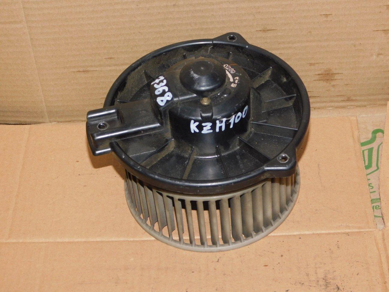 Мотор печки Toyota Hiace KZH100 1KZ (б/у)