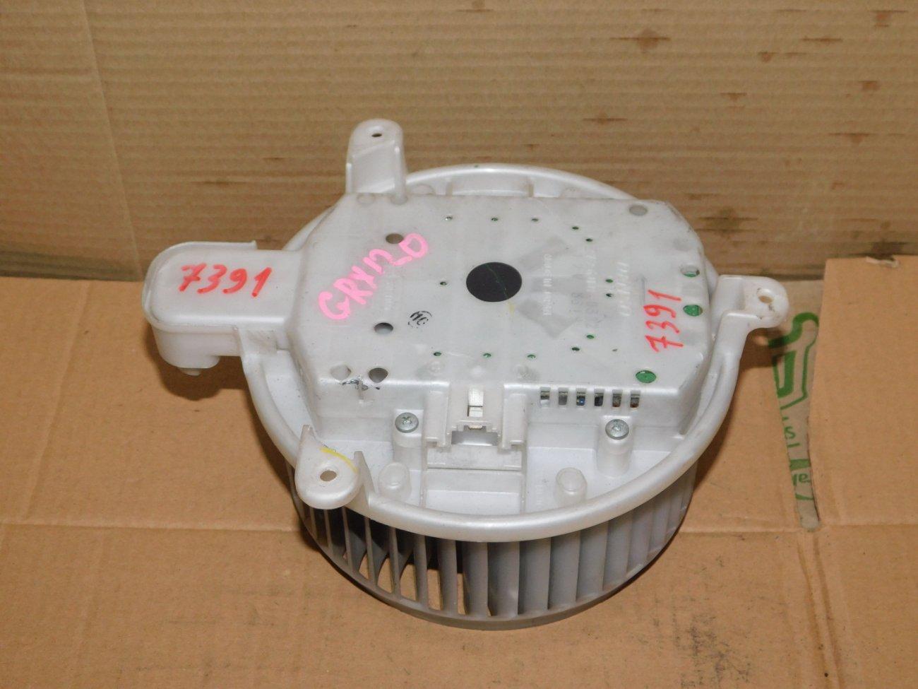 Мотор печки Toyota Mark X GRX120 2GR (б/у)
