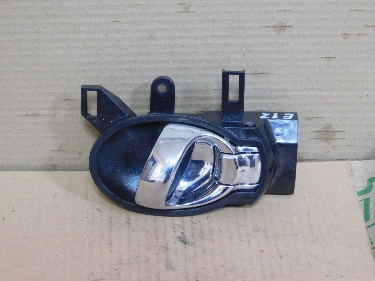 Ручка двери внутренняя Nissan Note E12 передняя левая (б/у)