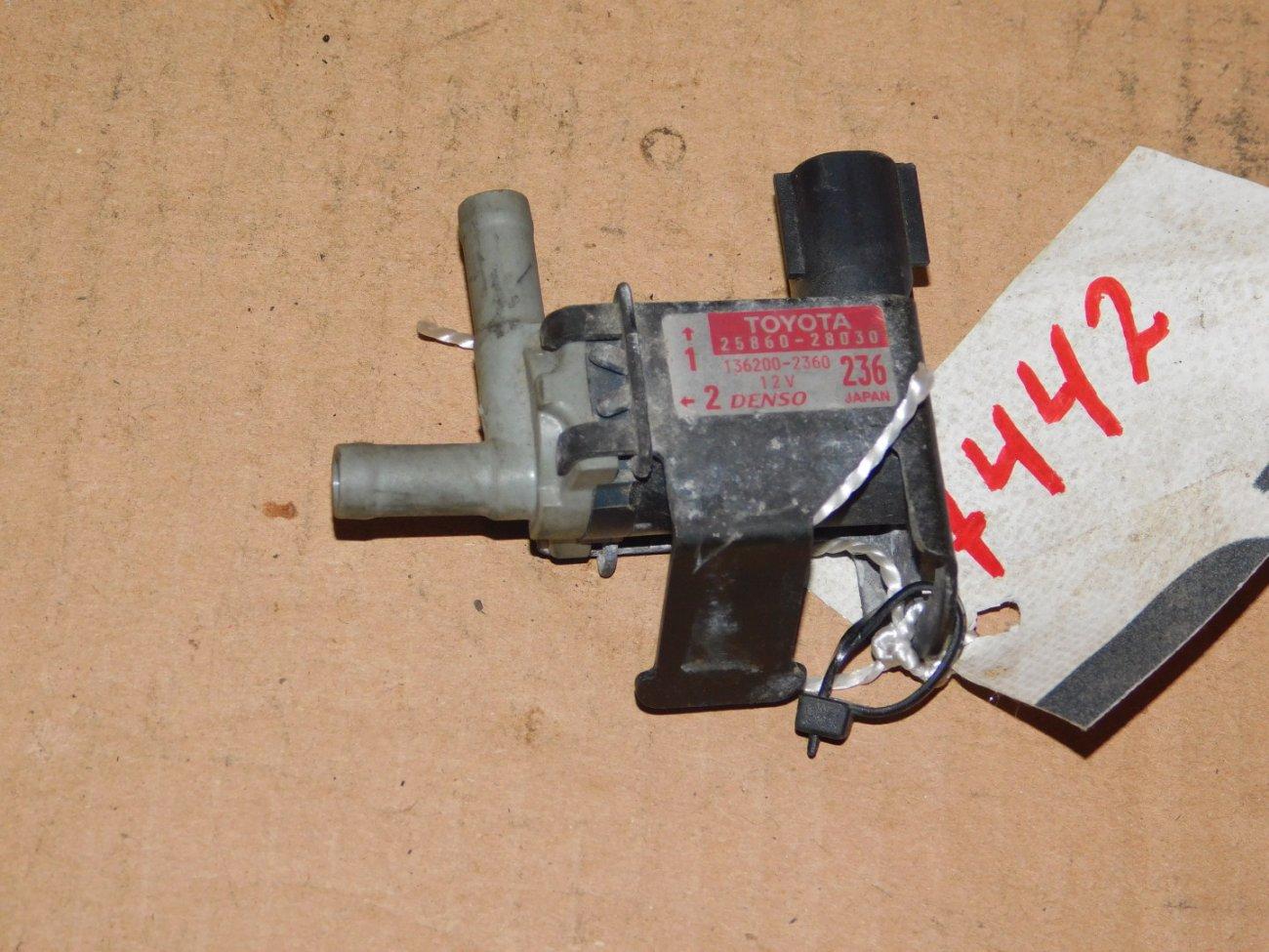 Вакуумный клапан Toyota 1AZ-FSE (б/у)