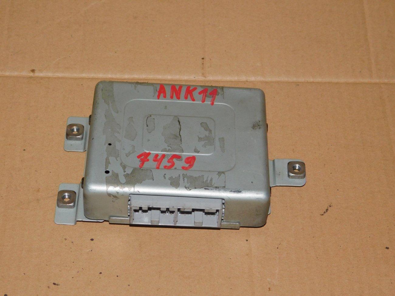 Блок переключения кпп Nissan March ANK11 CGA3 (б/у)