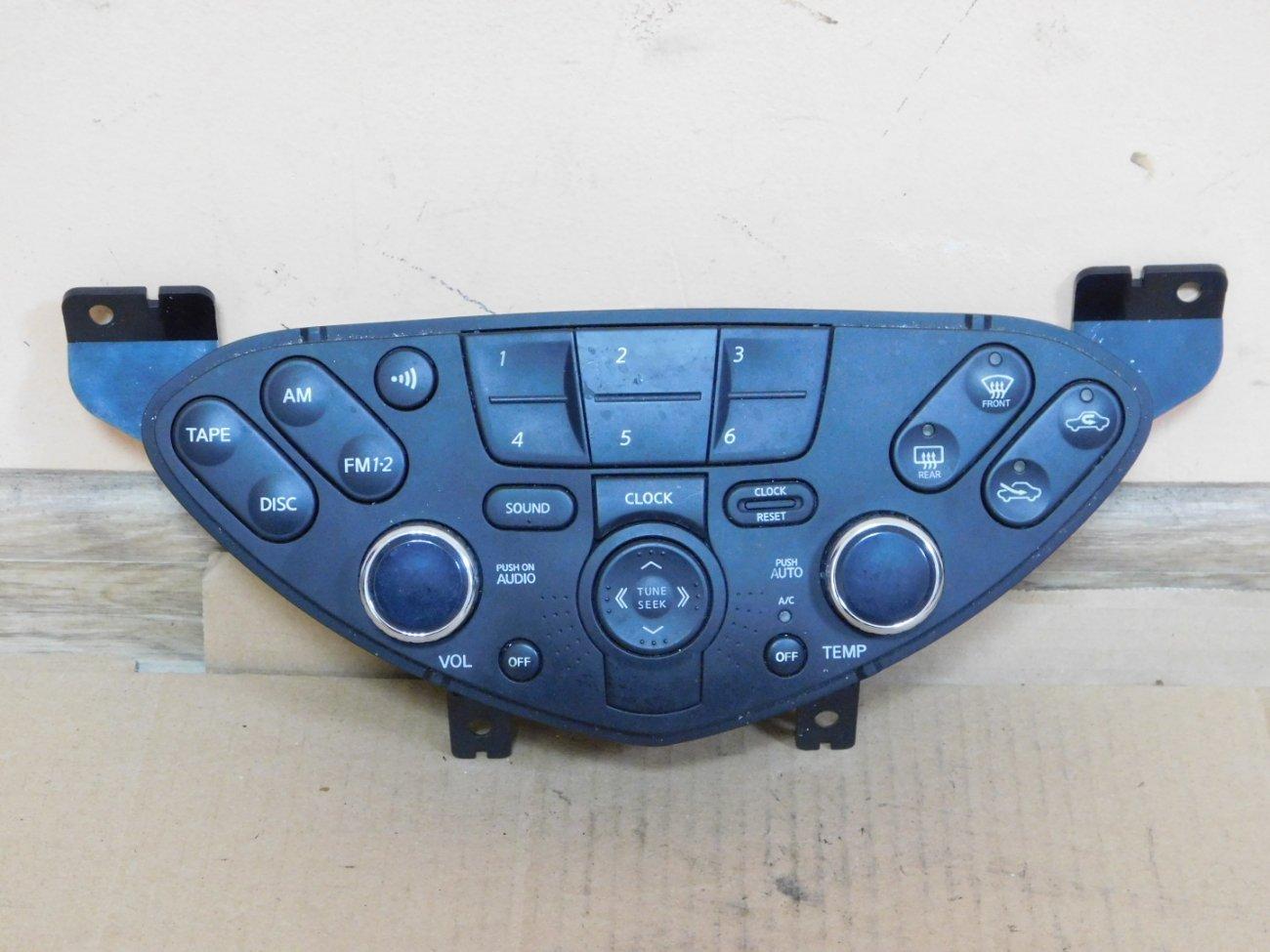 Климат-контроль Nissan Primera TP12 QR20DE (б/у)