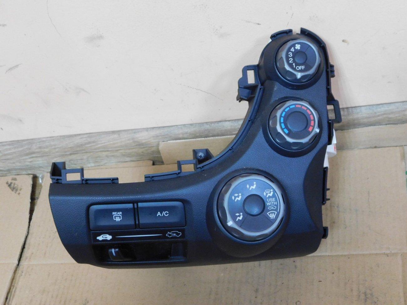 Климат-контроль Honda Fit GE6 L13A (б/у)