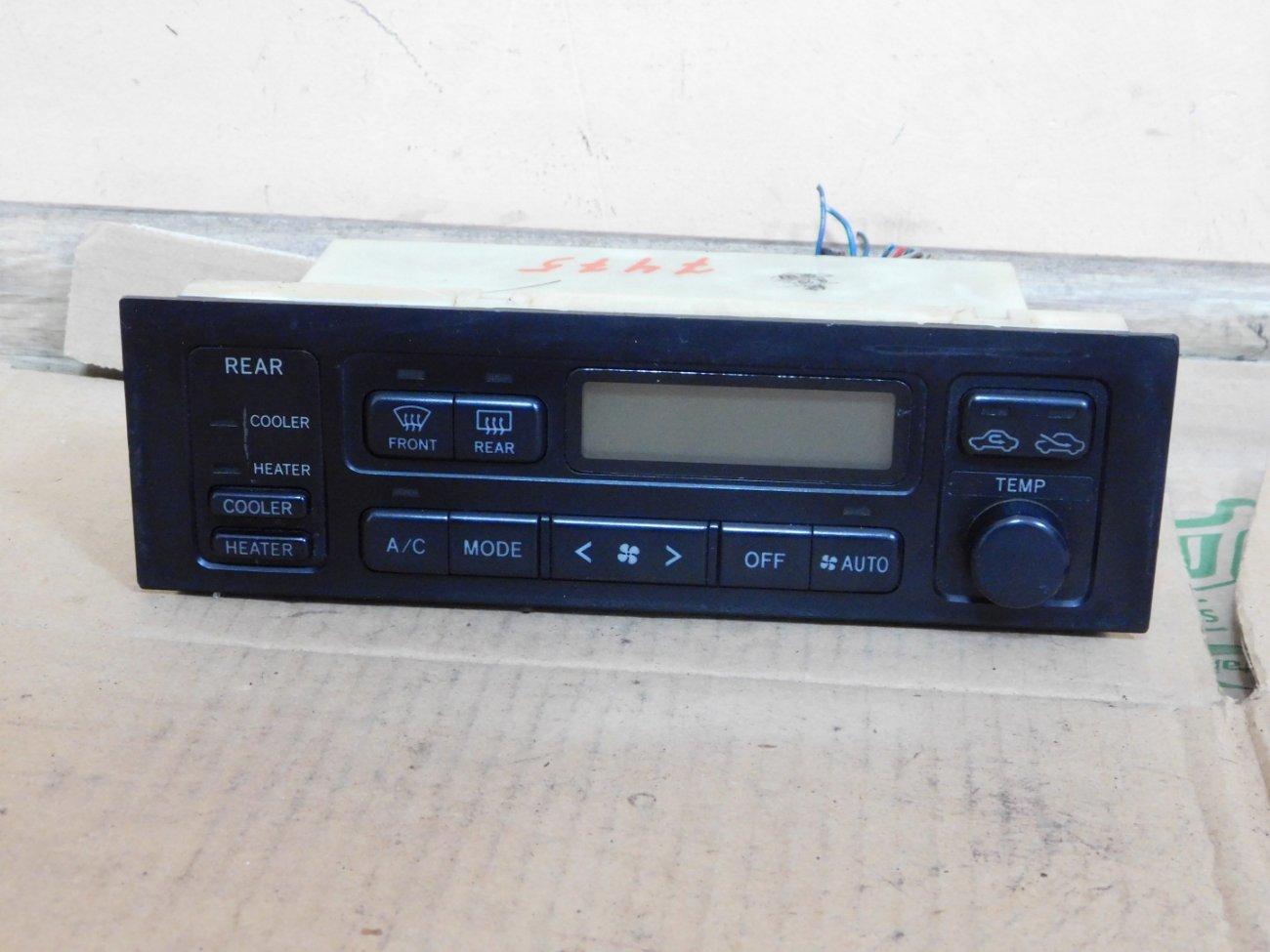 Климат-контроль Toyota Hiace KZH100 1KZ (б/у)