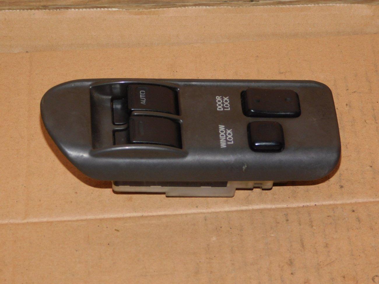 Блок управления стеклоподъемниками Toyota Hiace KZH100 1KZ (б/у)