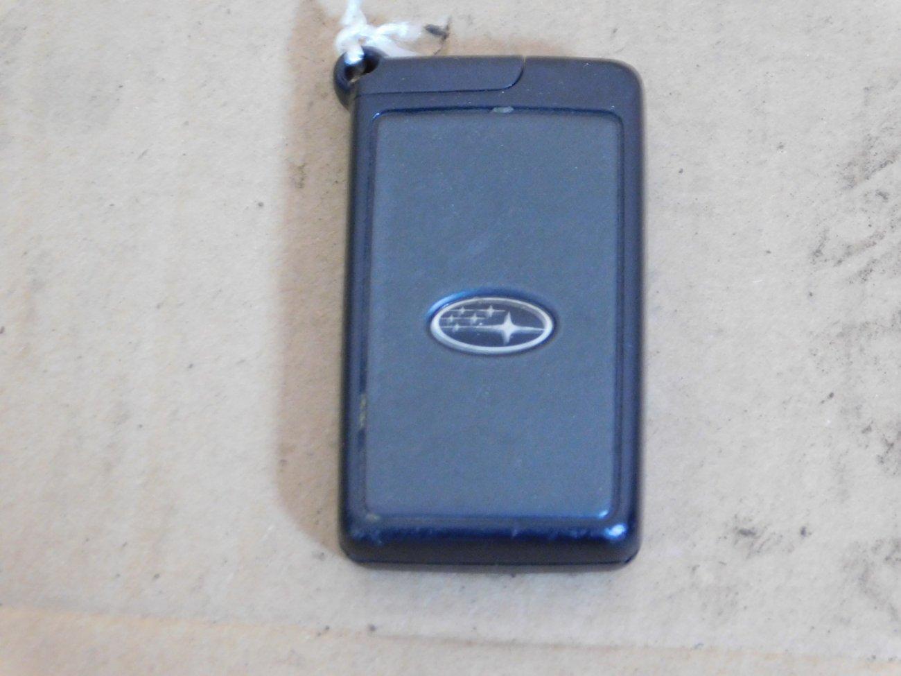 Ключ зажигания Subaru Legacy BL5 EJ203 (б/у)