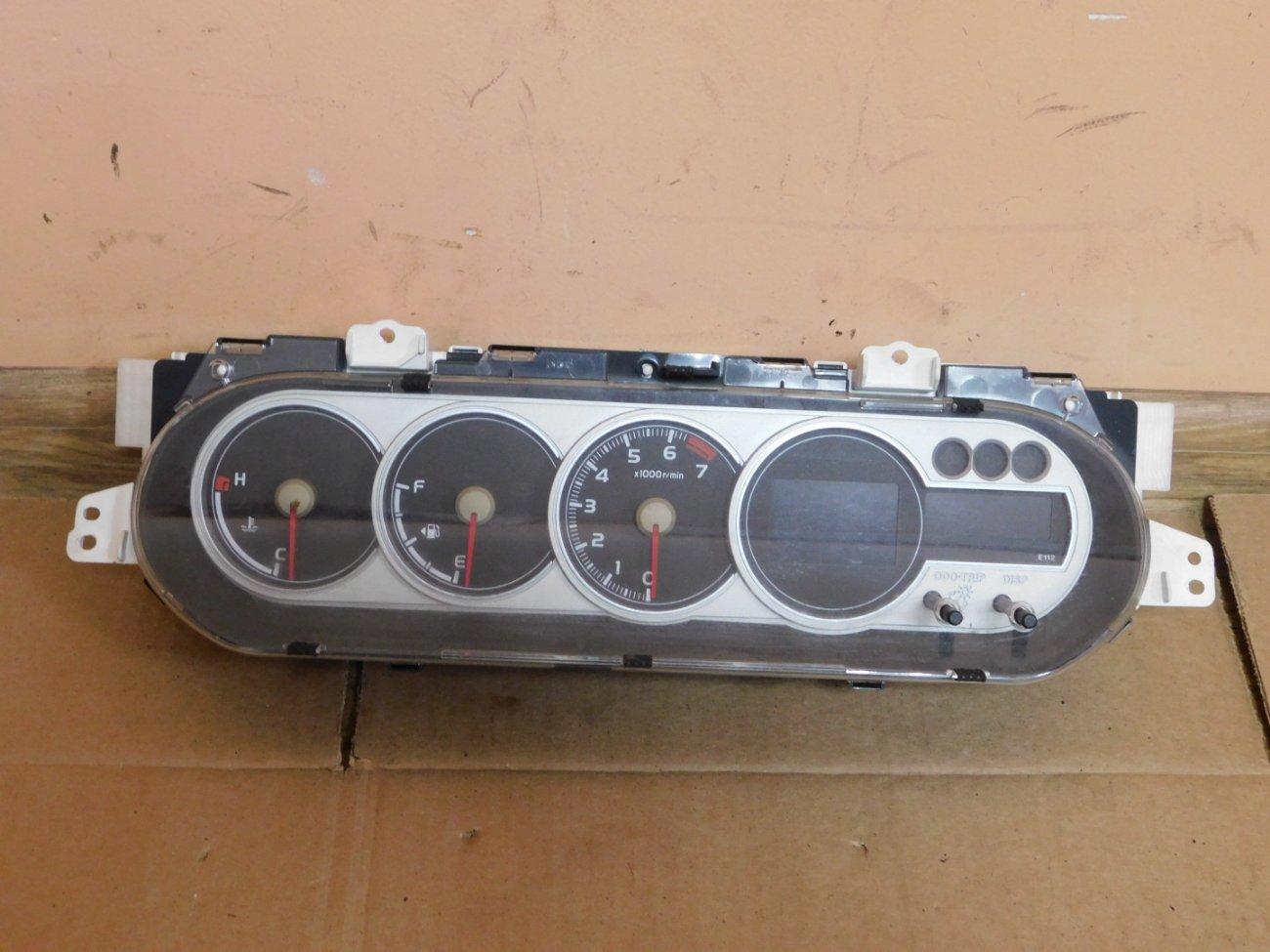 Спидометр Toyota Corolla Rumion ZRE152 2ZR (б/у)