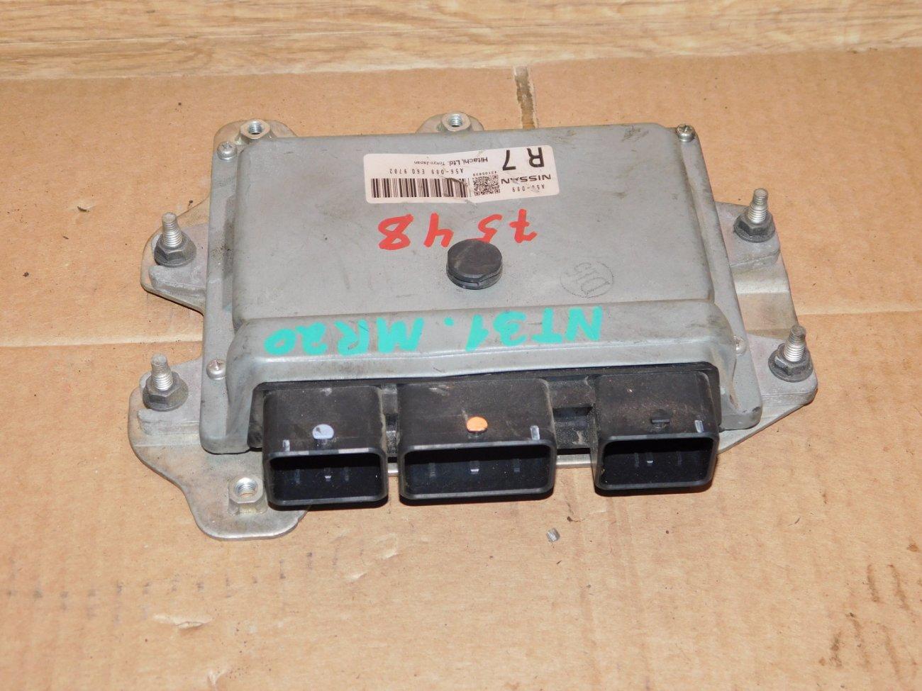 Блок управления efi Nissan X-Trail NT31 MR20DE (б/у)