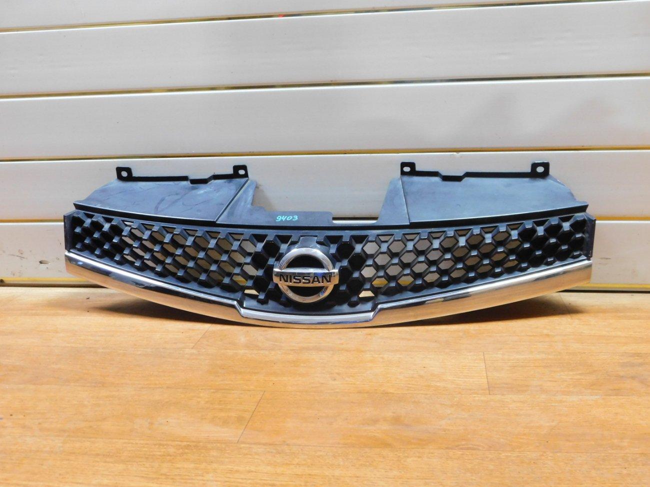 Решетка радиатора Nissan Lafesta B30 MR20DE (б/у)