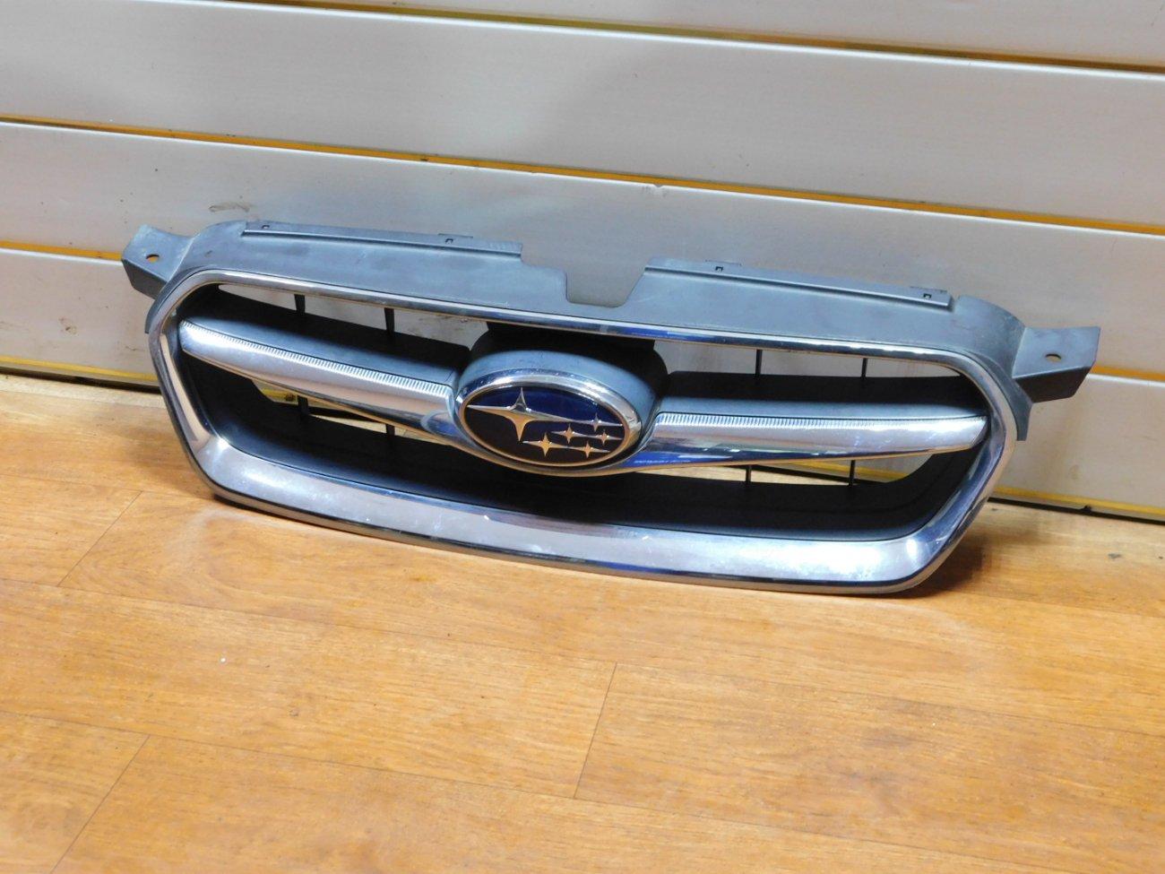 Решетка радиатора Subaru Legacy BL5 EJ203 (б/у)
