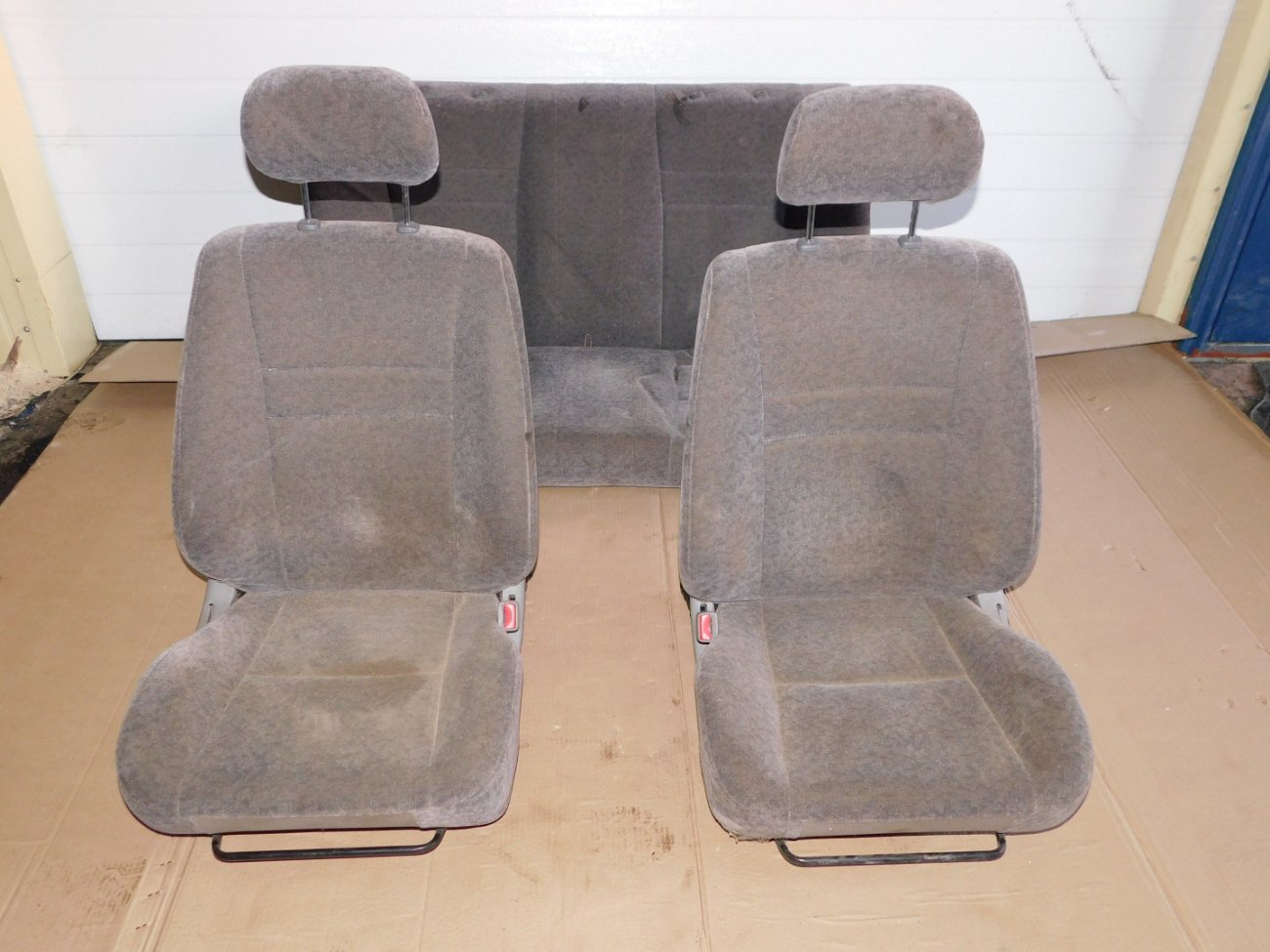 Сиденье Toyota Corolla AE110 4A-FE (б/у)