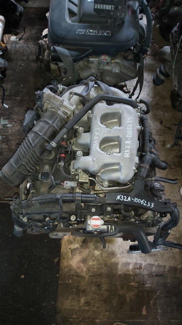 Двигатель Suzuki Escudo TDB4W N32A (б/у)