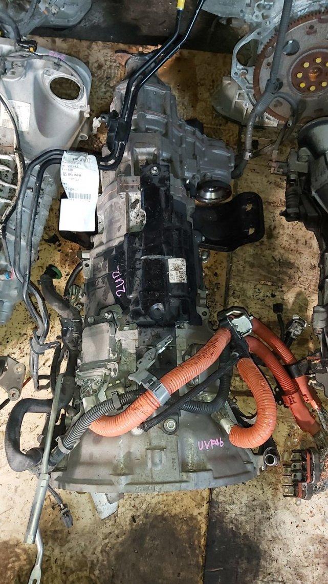Акпп Lexus Ls600Hl UVF46 2URFSE (б/у)