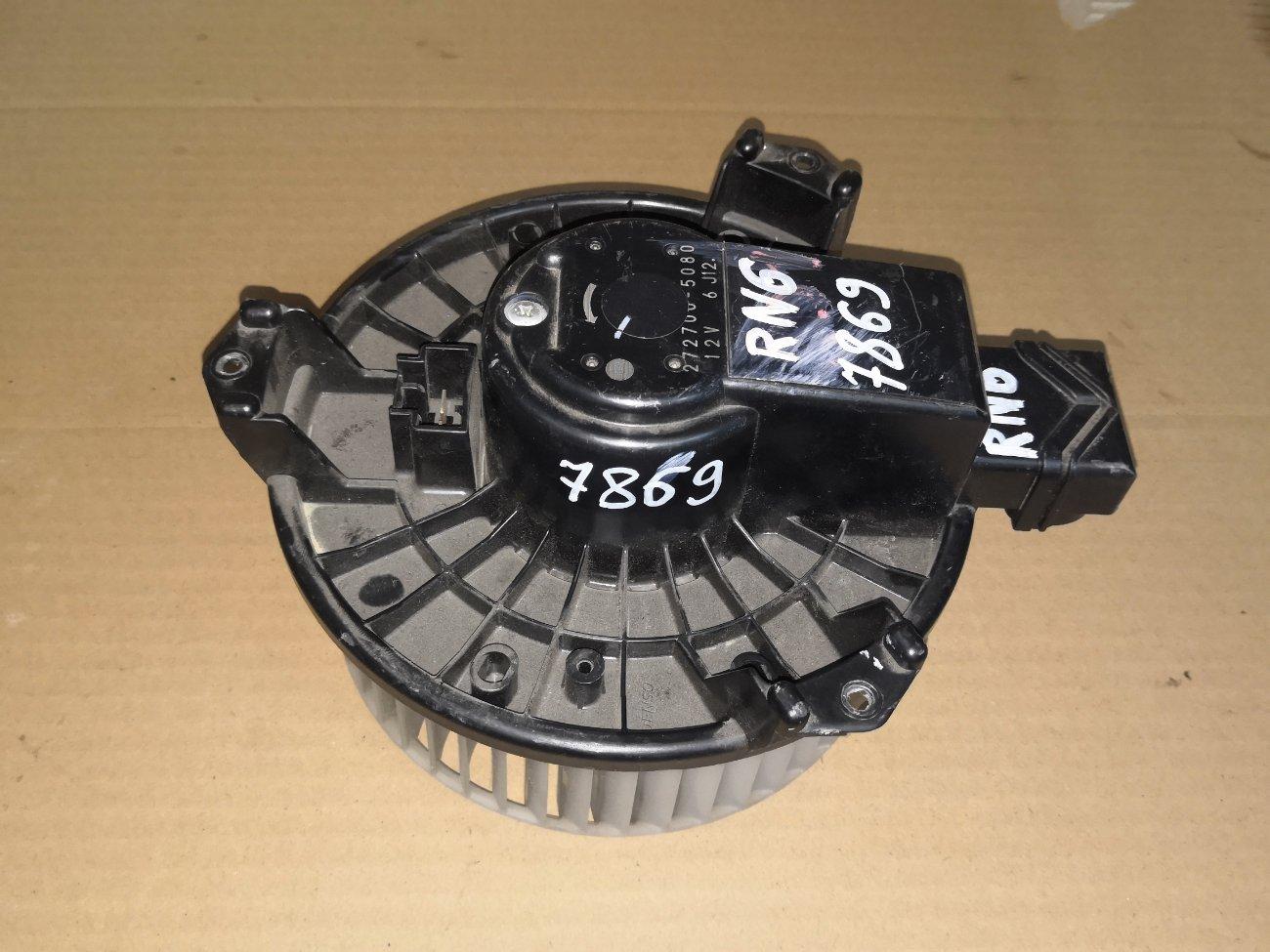 Мотор печки Honda Stream RN6 (б/у)