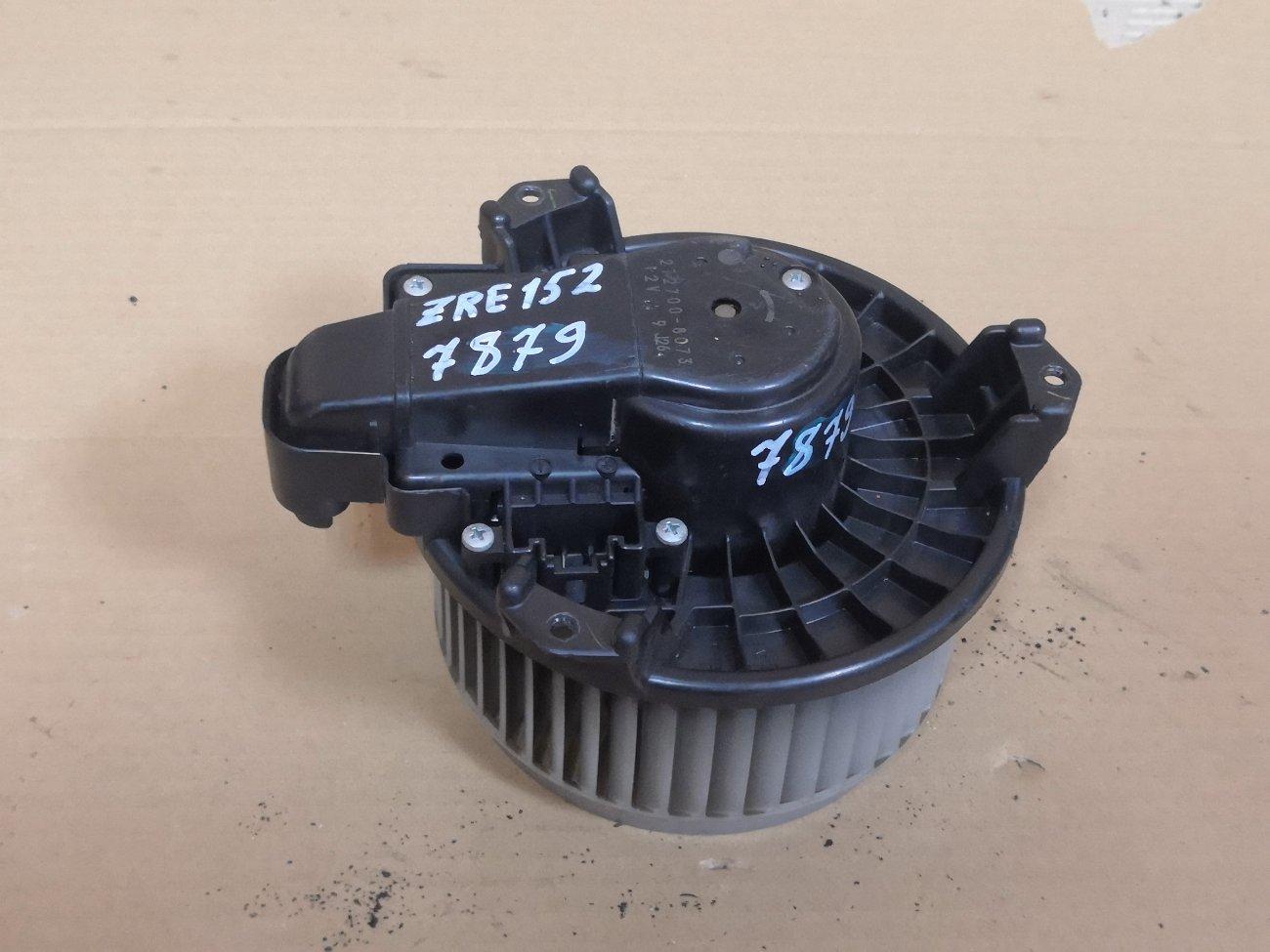 Мотор печки Toyota Corolla Rumion ZRE152 (б/у)