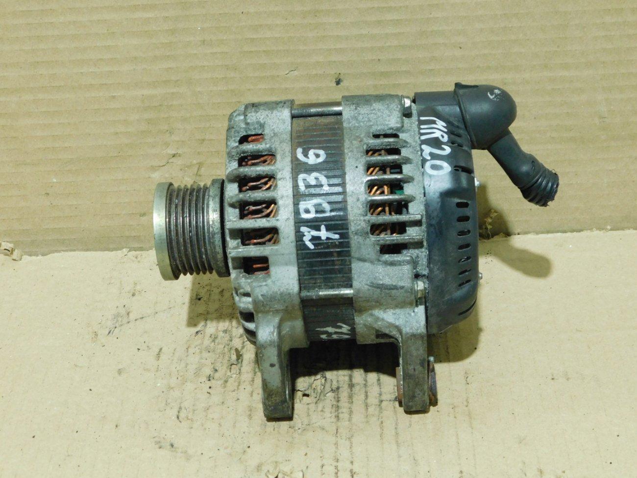 Генератор Nissan Lafesta B30 MR20DE (б/у)