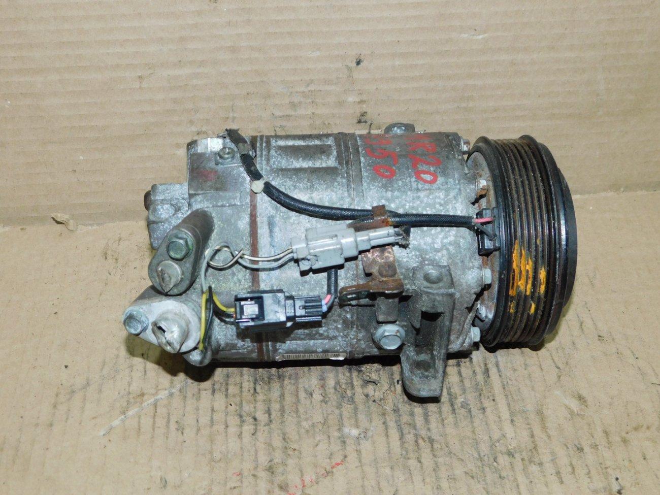 Компрессор кондиционера Nissan Serena C25 MR20DE (б/у)