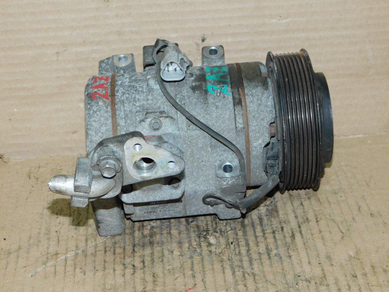 Компрессор кондиционера Toyota Ipsum ACM21 2AZ-FE (б/у)