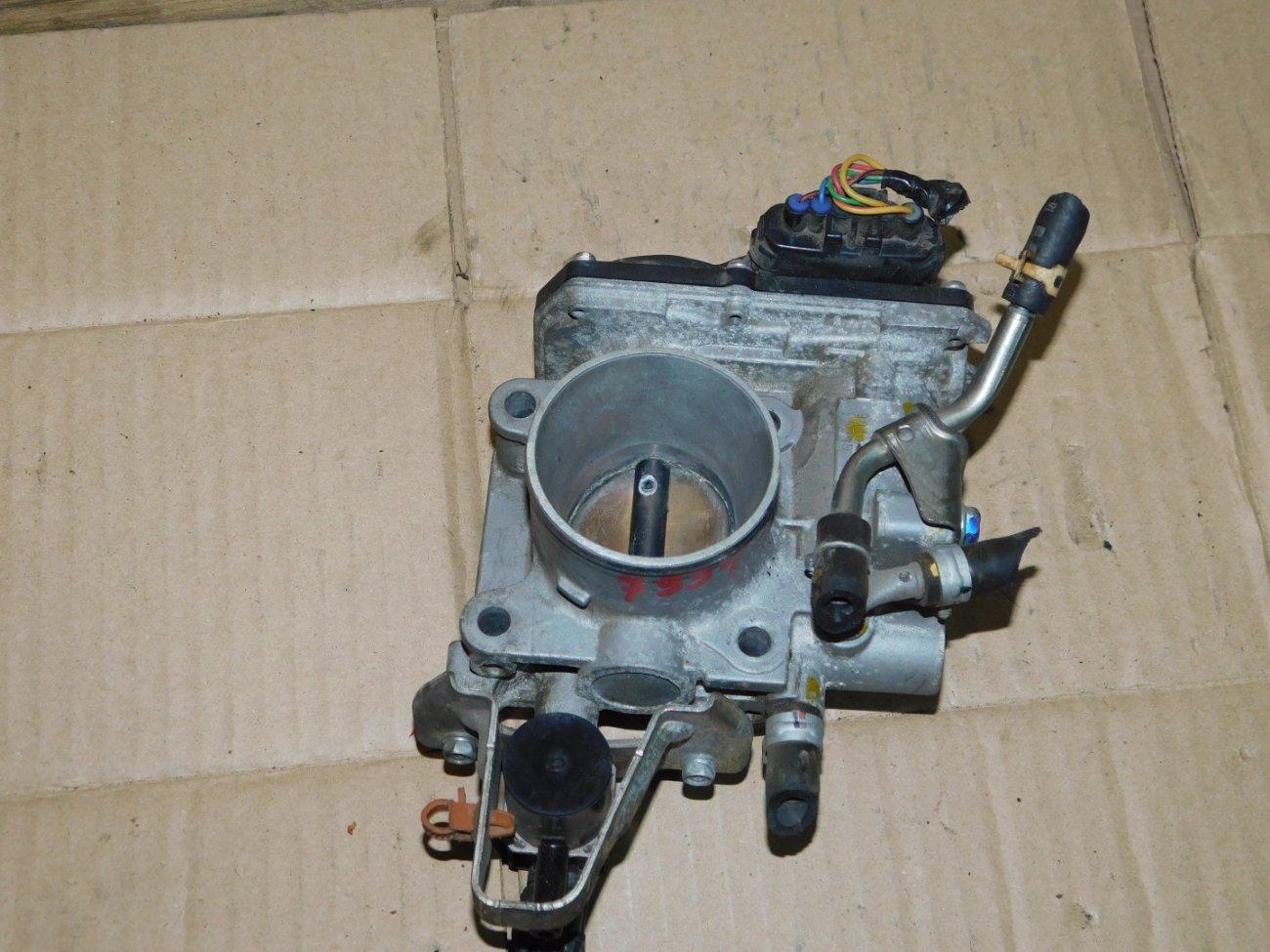 Дроссельная заслонка Honda Fit GE6 L15A (б/у)