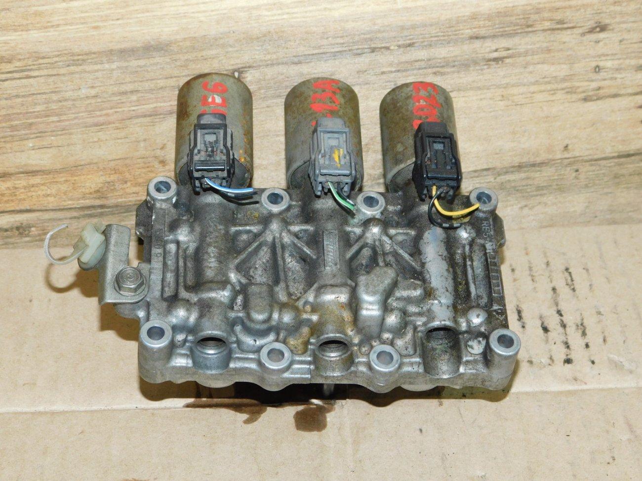 Соленоид автомата Honda Fit GE6 L13A (б/у)
