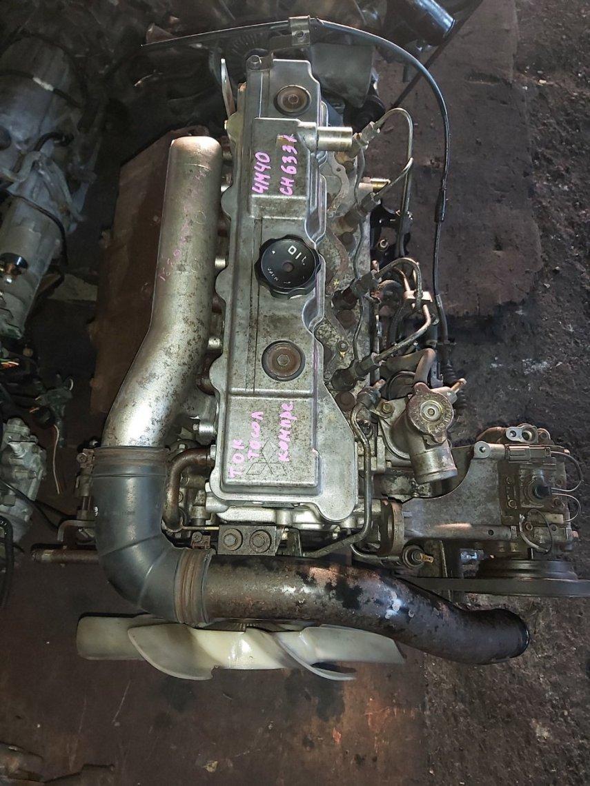 Двигатель Mitsubishi Canter FB501B.FB50AB.FB511B.FD70AB (б/у)