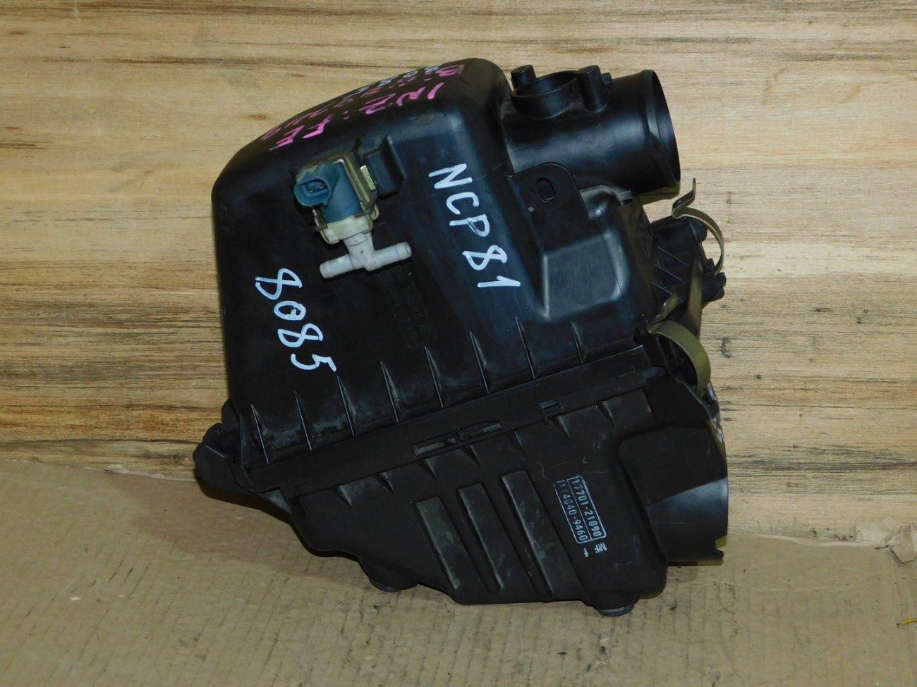 Корпус воздушного фильтра Toyota Sienta NCP81 1NZ-FE (б/у)