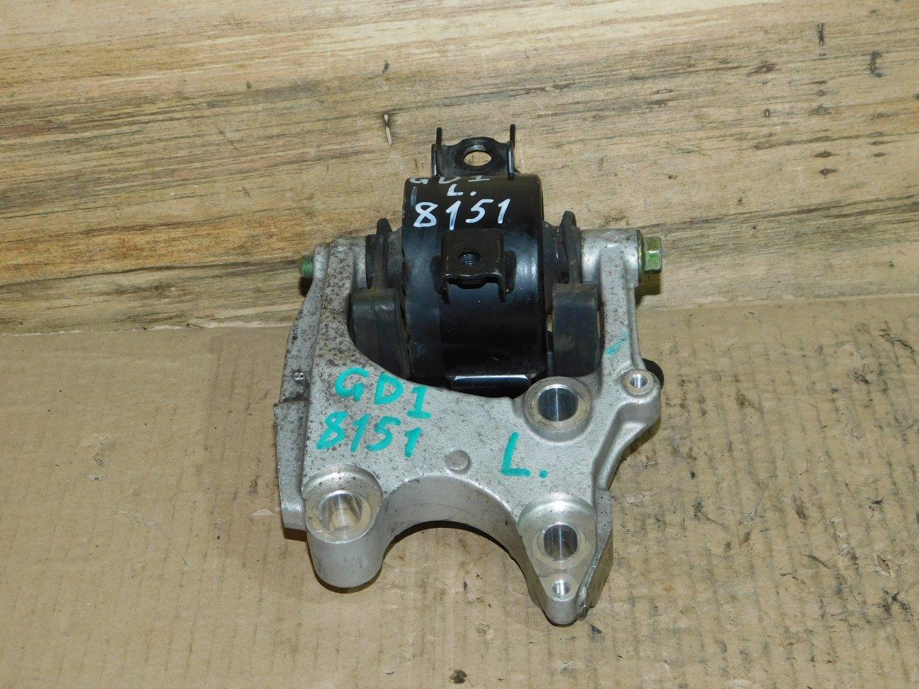 Подушка двигателя Honda Fit GD1 L13A левая (б/у)