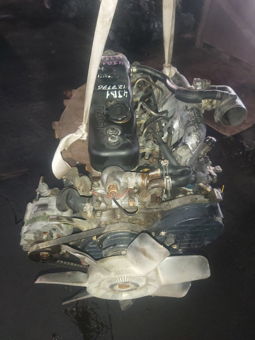 Двигатель Isuzu Elf NHS55 4JB1 (б/у)