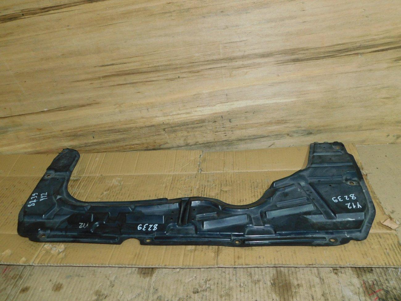Защита двигателя Nissan Wingroad Y12 HR15DE (б/у)