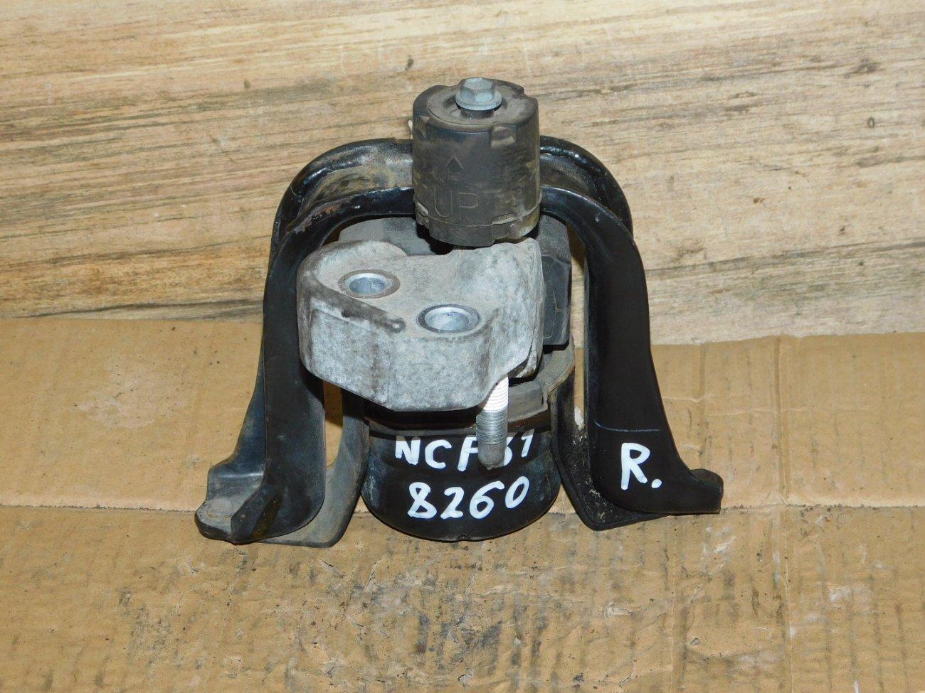 Подушка двигателя Toyota Sienta NCP81 1NZ-FE правая (б/у)