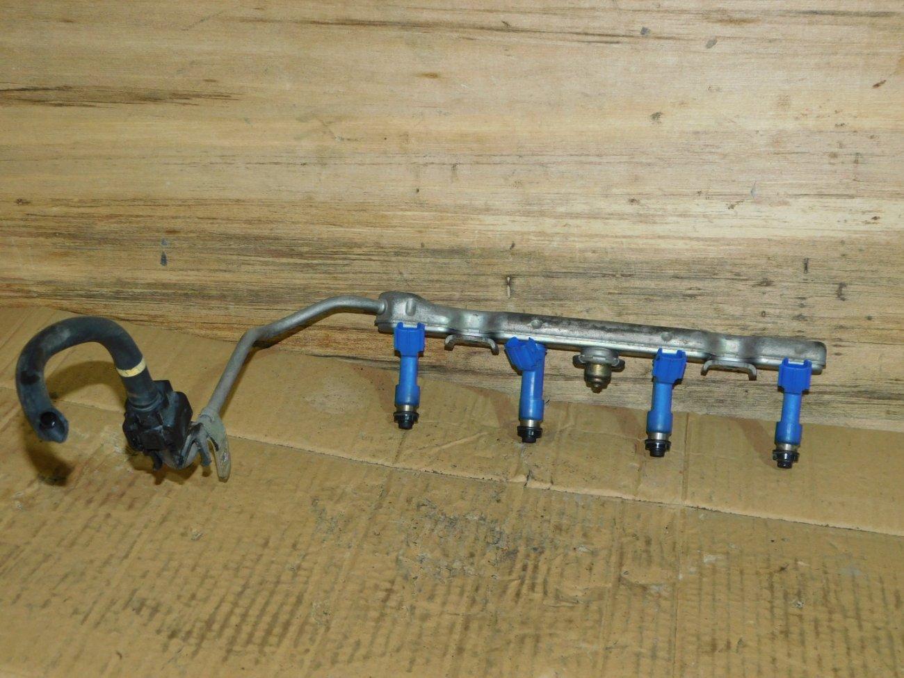 Форсунка инжекторная Toyota Ractis NCP125 1NZ-FE (б/у)