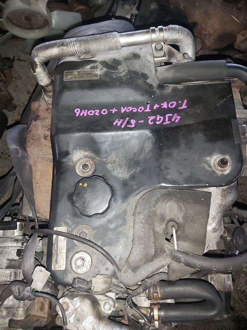 Двигатель Isuzu Elf NHS69 4JG2 (б/у)