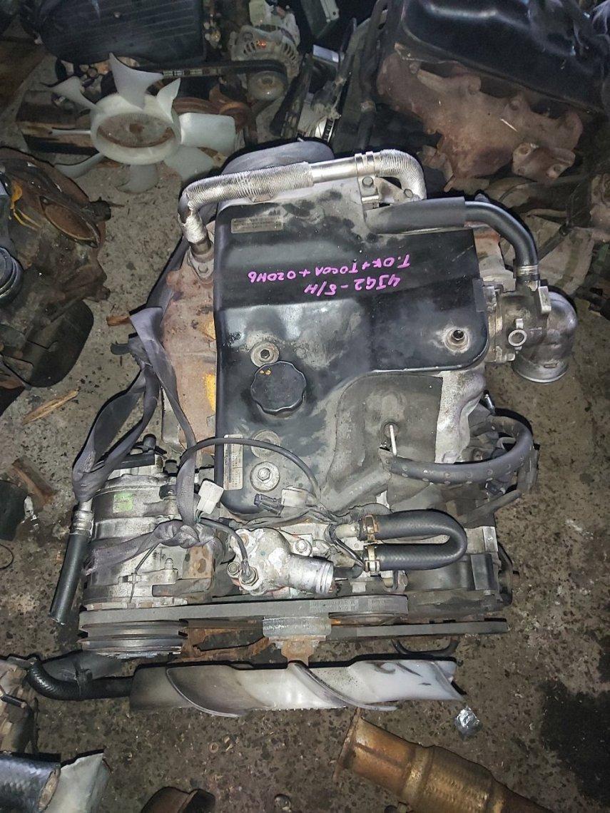 Двигатель Isuzu Elf NKR69 4JG2 (б/у)