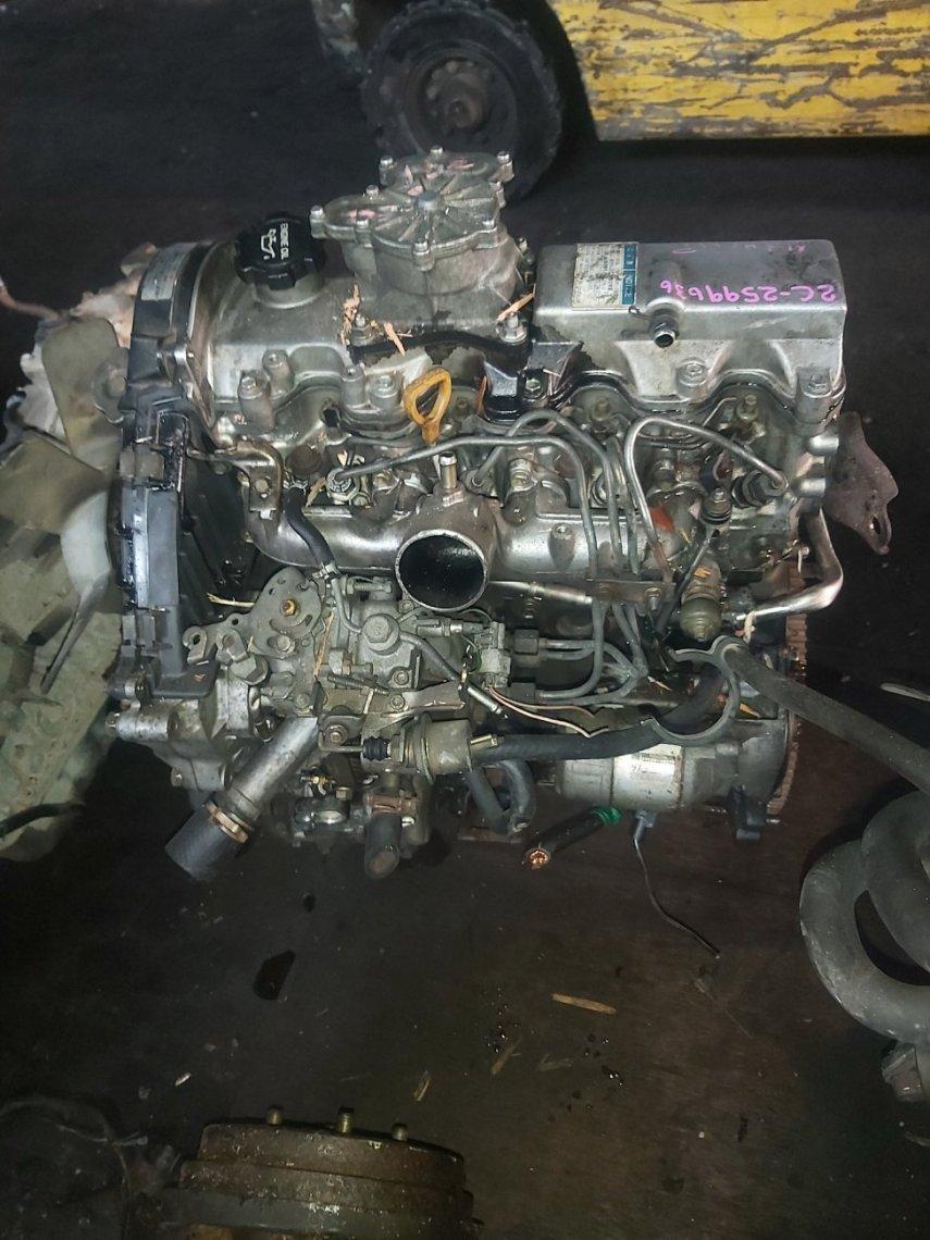 Двигатель Toyota Town Ace CM70CM75CM60CM55CM51CM40 2C (б/у)
