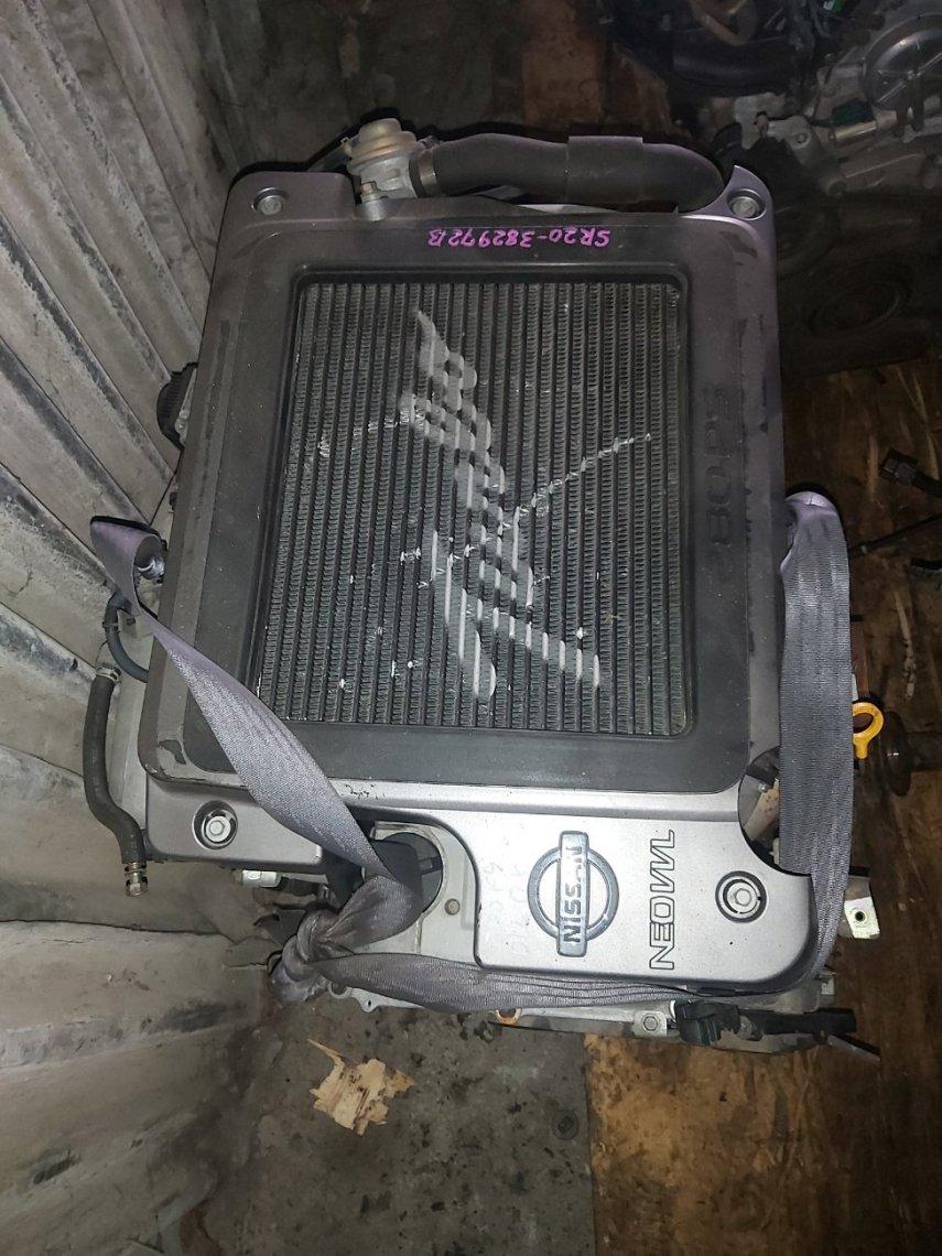 Двигатель Nissan X-Trail PNT30 SR20VET (б/у)