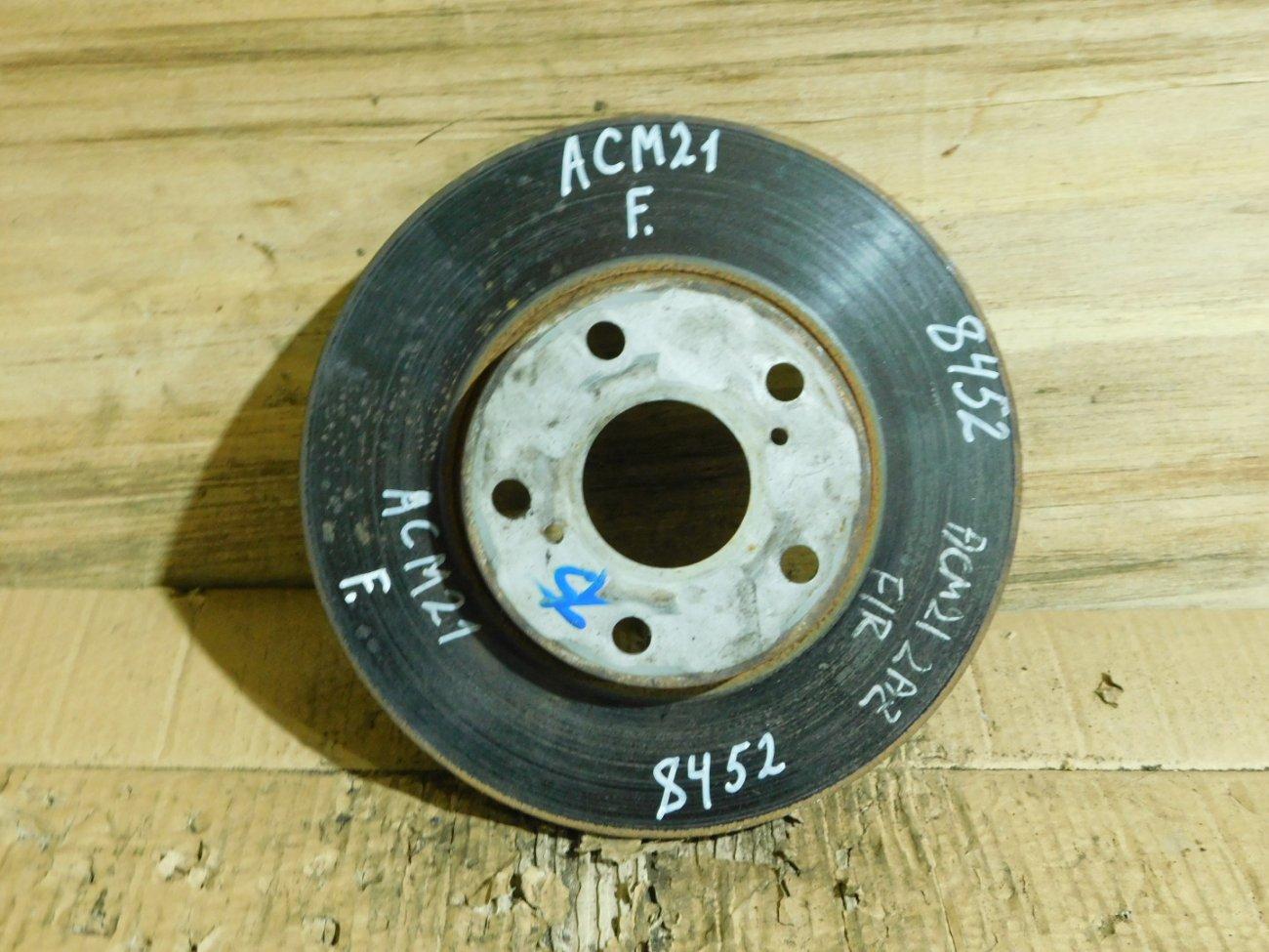 Тормозной диск Toyota Avalon ACM10 2AZ-FE передний (б/у)