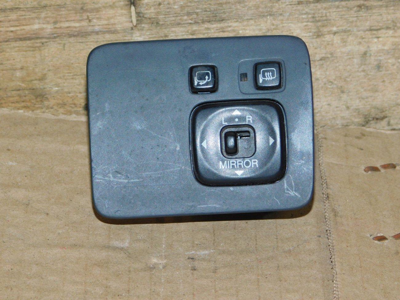 Блок управления зеркалами Toyota Crown JZS151 1JZGE (б/у)