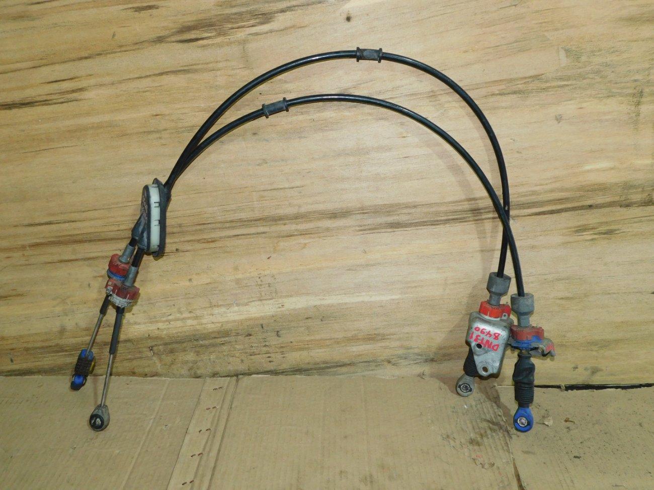 Тросик автомата Nissan X-Trail DNT31 M9R (б/у)