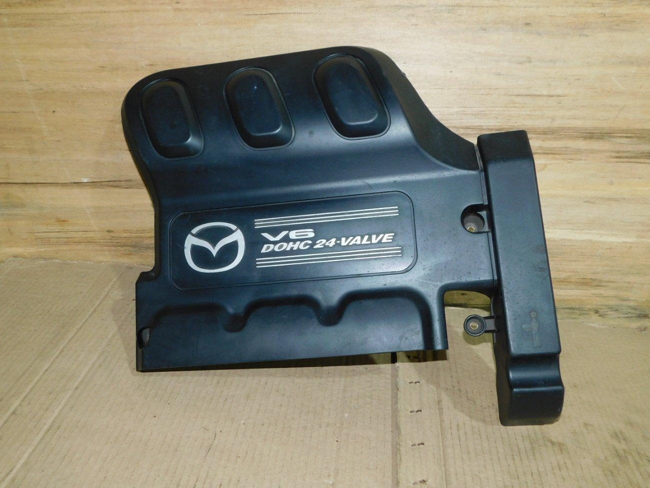 Декоративная крышка двс Mazda Mpv LWFW AJ (б/у)
