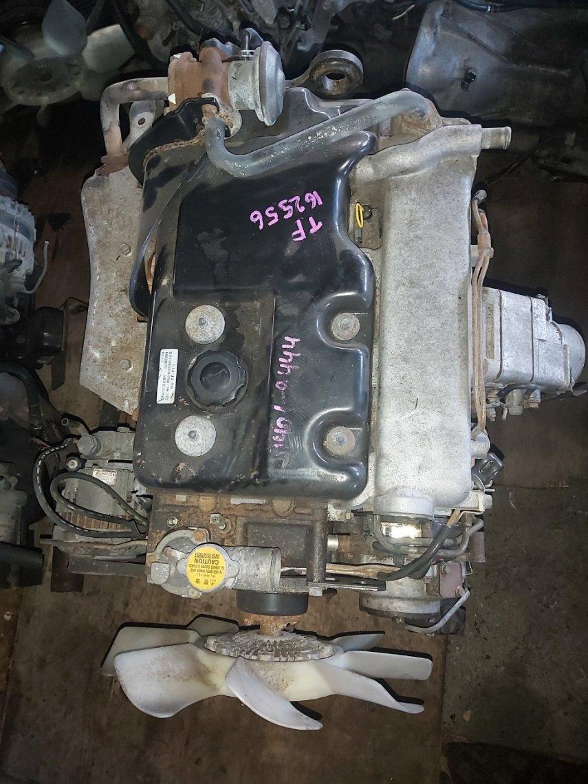 Двигатель Mazda Titan WGEAT.WGEAD TF (б/у)