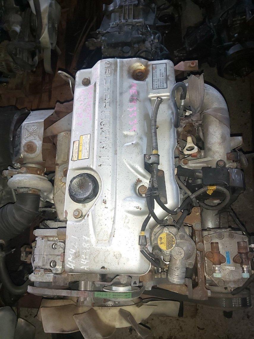 Двигатель Mitsubishi Canter FD70B.FG72DB/ 4M42T (б/у)