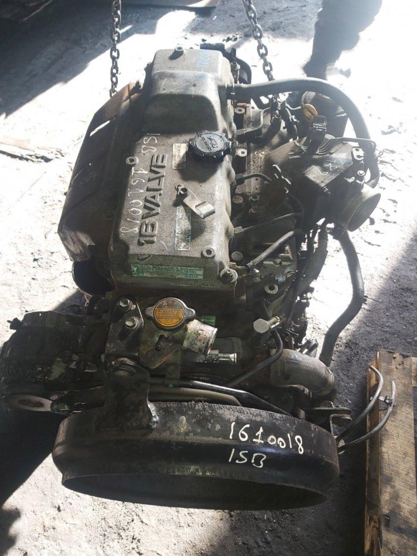 Двигатель Toyota Dyna. Toyoace BU102.BU112.BU107. BU122. BU132 15B (б/у)