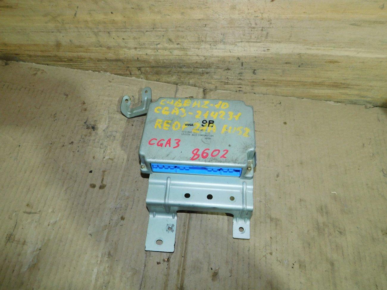 Блок управления efi Nissan Cube AZ10 CGA3 (б/у)