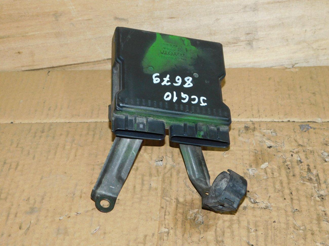 Блок управления форсунками Toyota Brevis JCG10 1JZ FSE (б/у)