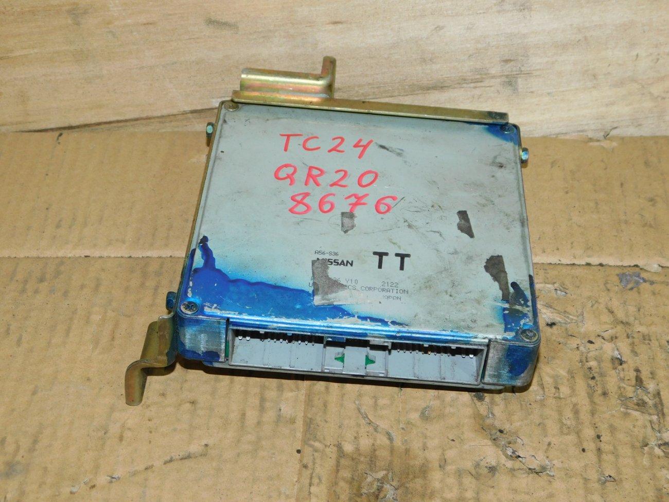 Блок управления efi Nissan Serena TC24 QR20DE (б/у)