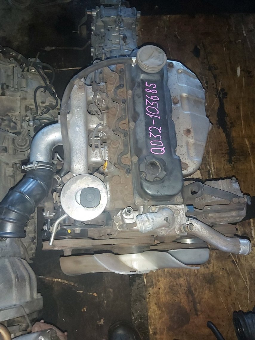 Двигатель Nissan Atlas F23.F4F23.P8F23. R2F23 QD32 (б/у)