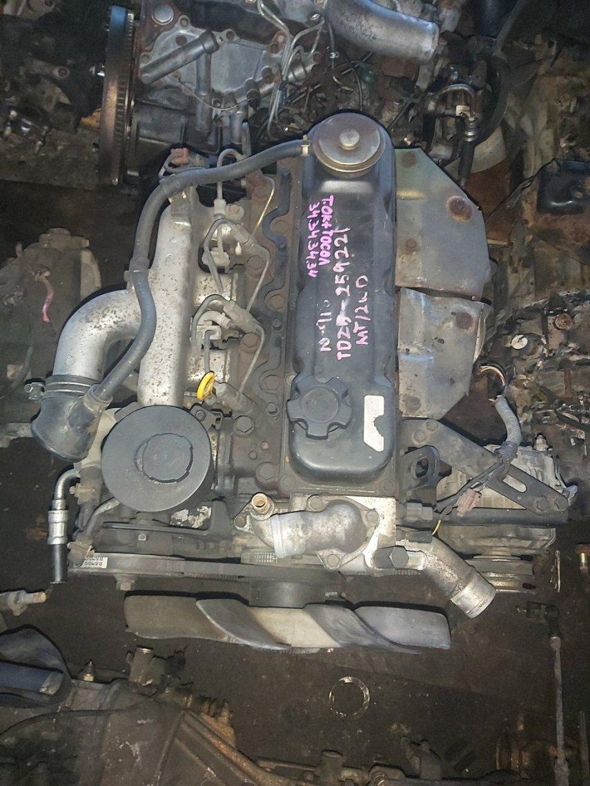 Двигатель Nissan Atlas F22.F23.N6F23 TD25 (б/у)