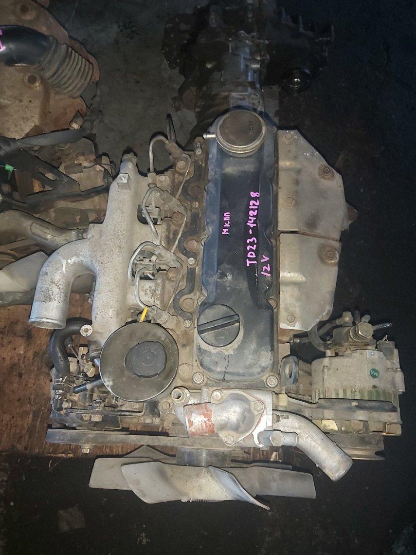 Двигатель Nissan Atlas F22.F23.N6F23 TD23 (б/у)