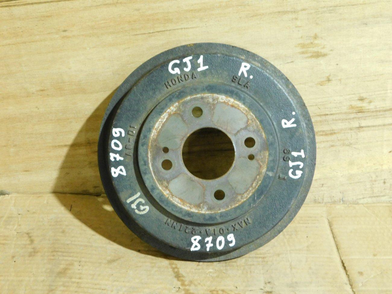Тормозной барабан Honda Airwave GJ1 L15A задний (б/у)