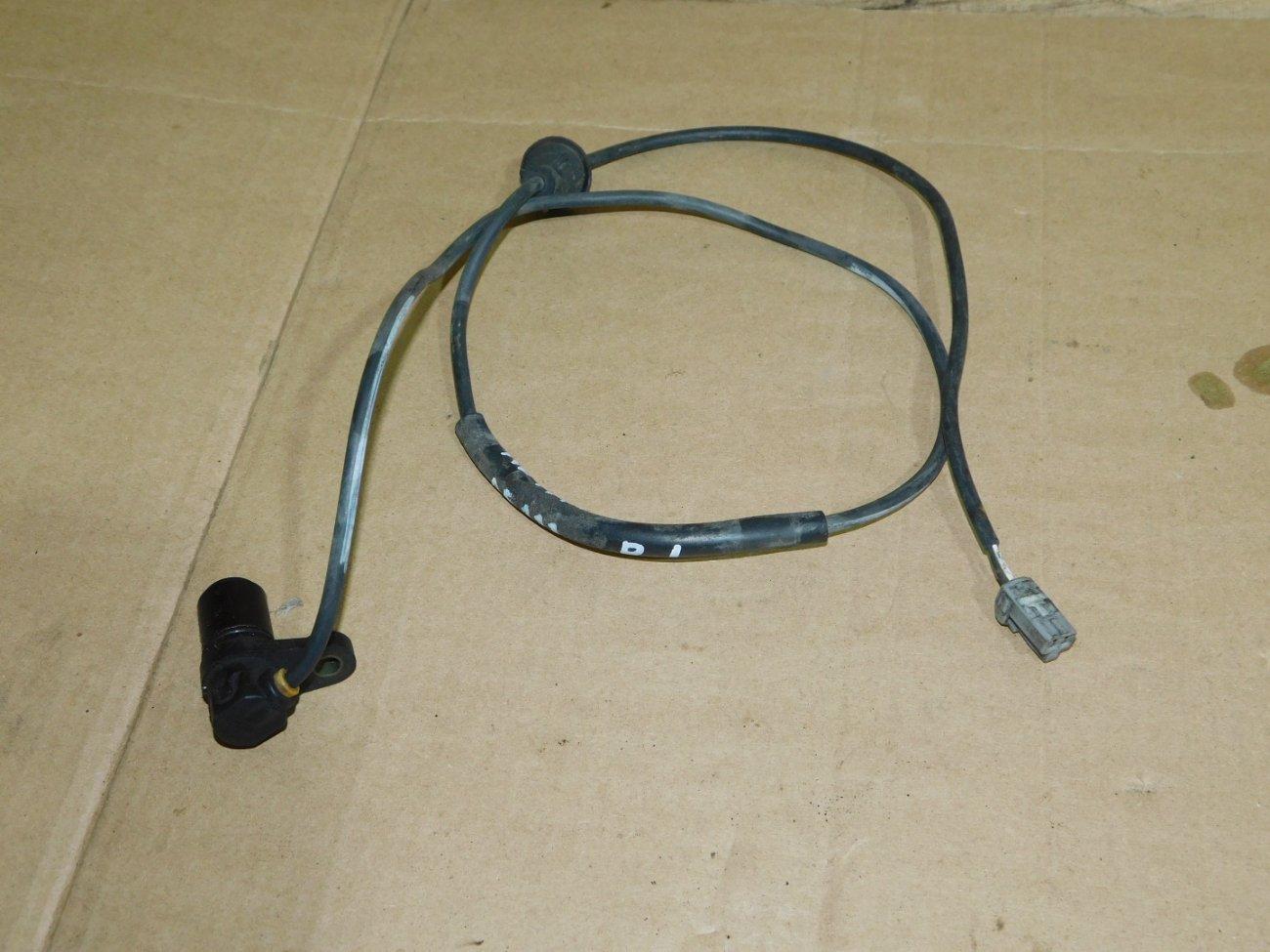 Датчик abs Toyota Carib AE111 4A-FE задний левый (б/у)